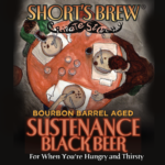 Bourbon Barrel Aged Sustenance Black Beer