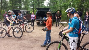 pre-ride instructions